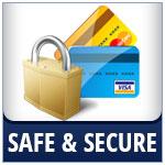 Credit Card - Safe