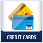 Deposit Options - Credit Cards
