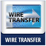 Deposit Options - Wire Transfer