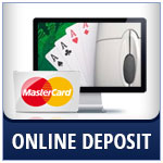 Mastercard - How To Deposit